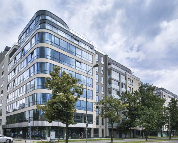 Budynek Biurowy – siedziba Banku Pocztowego